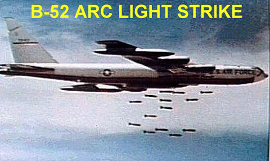 Image result for arclight strike vietnam