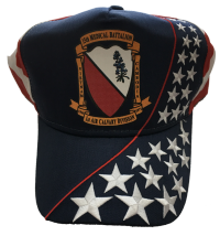 15th Med Bn Assn baseball cap